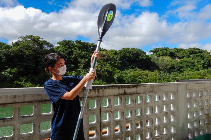 沖縄の修学旅行はカヤック体験がおすすめ